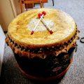 Jarní tání - bubnování
