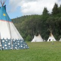 Bubnování na táborech